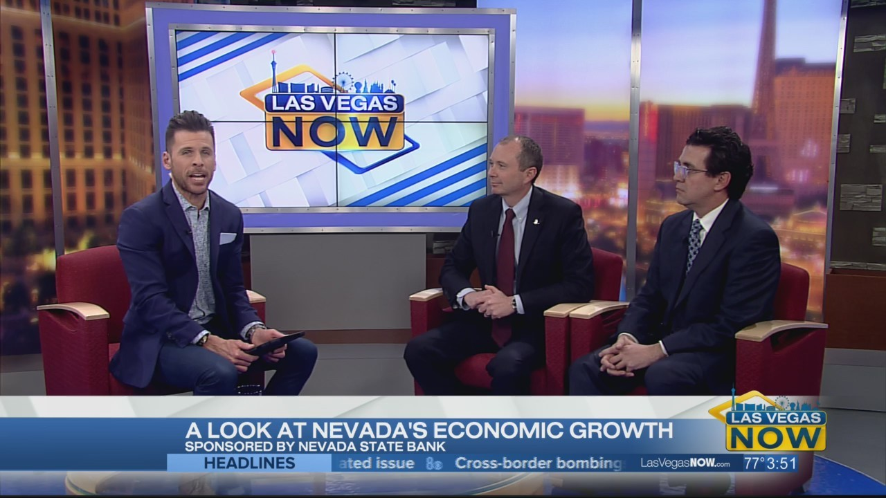 A look at Nevada's economic growth