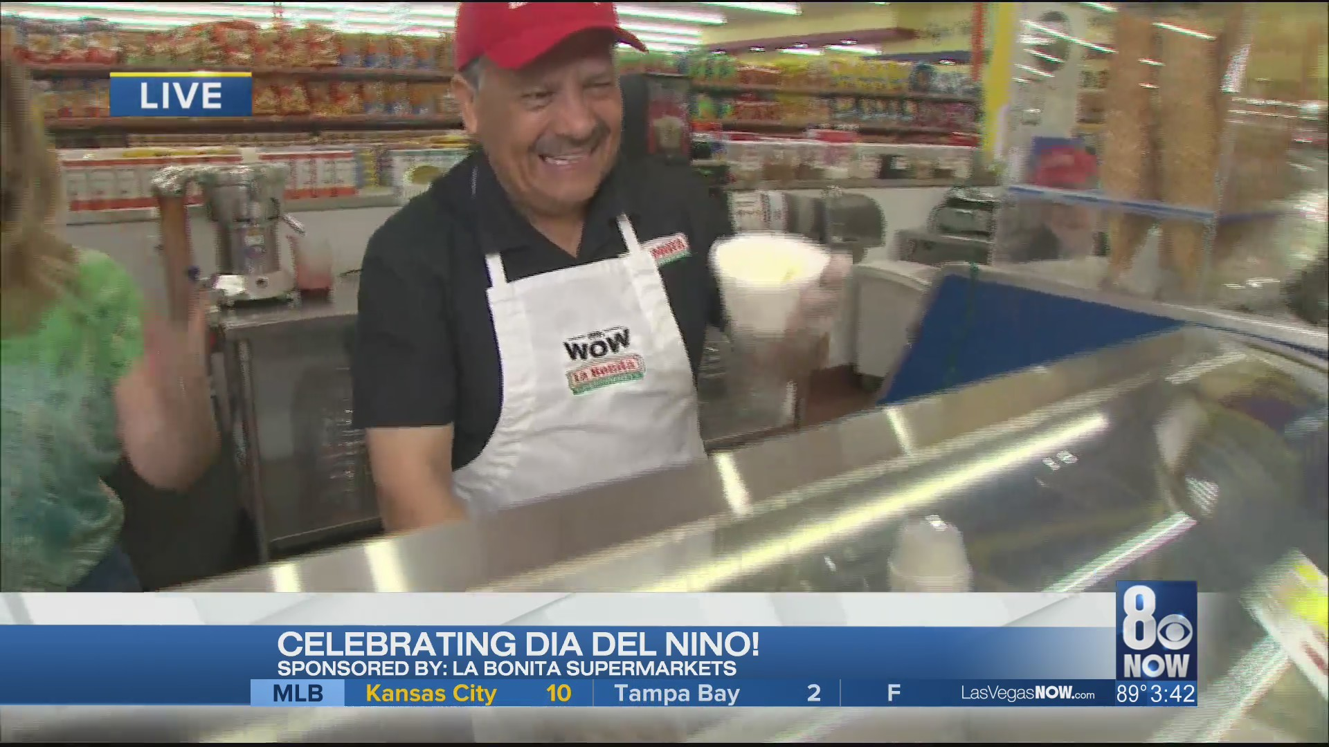 Celebrating Dia Del Nino with La Bonita