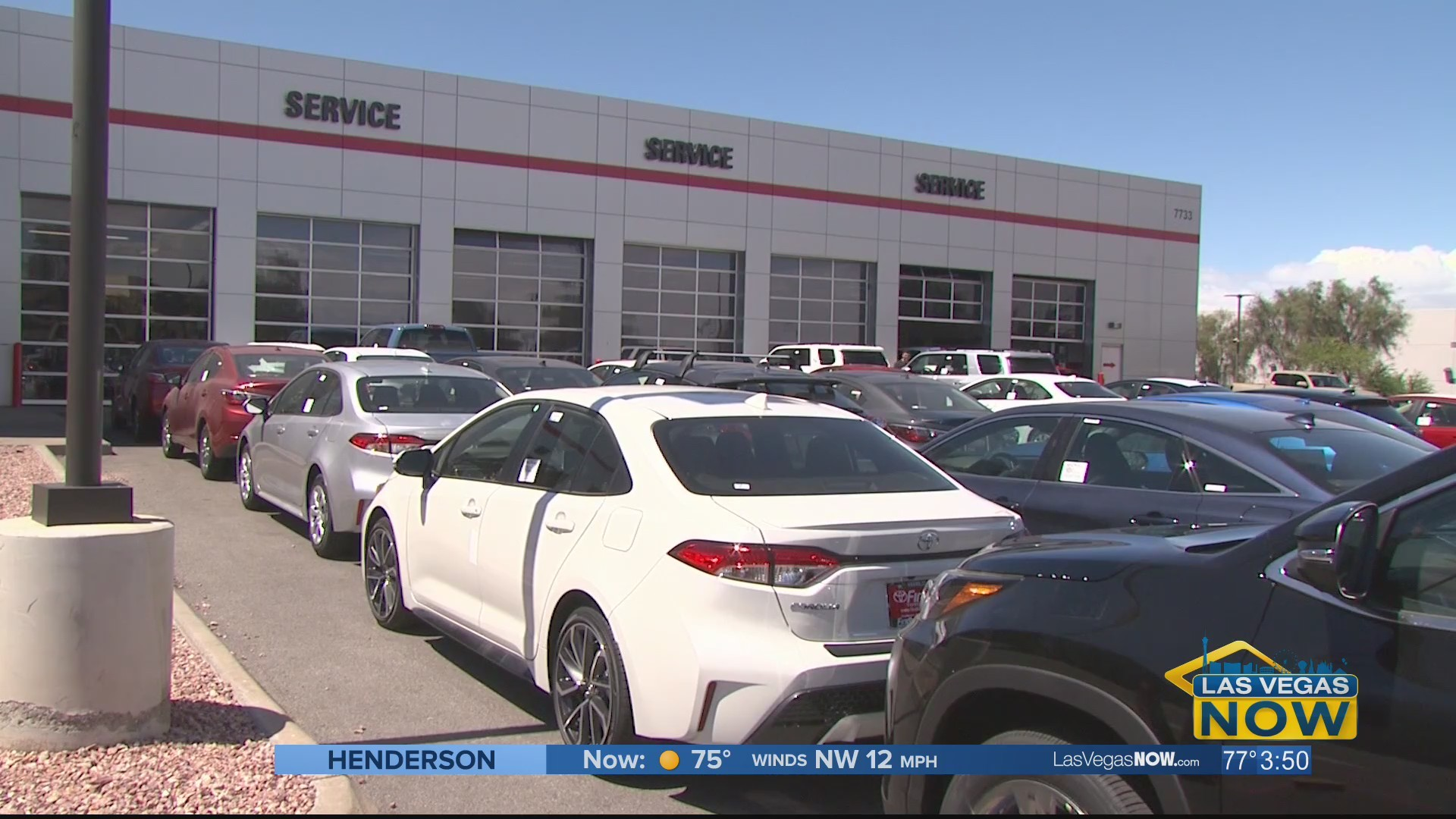 Findlay Toyota Henderson >> Findlay Toyota Will Do Anything To Service Your Car
