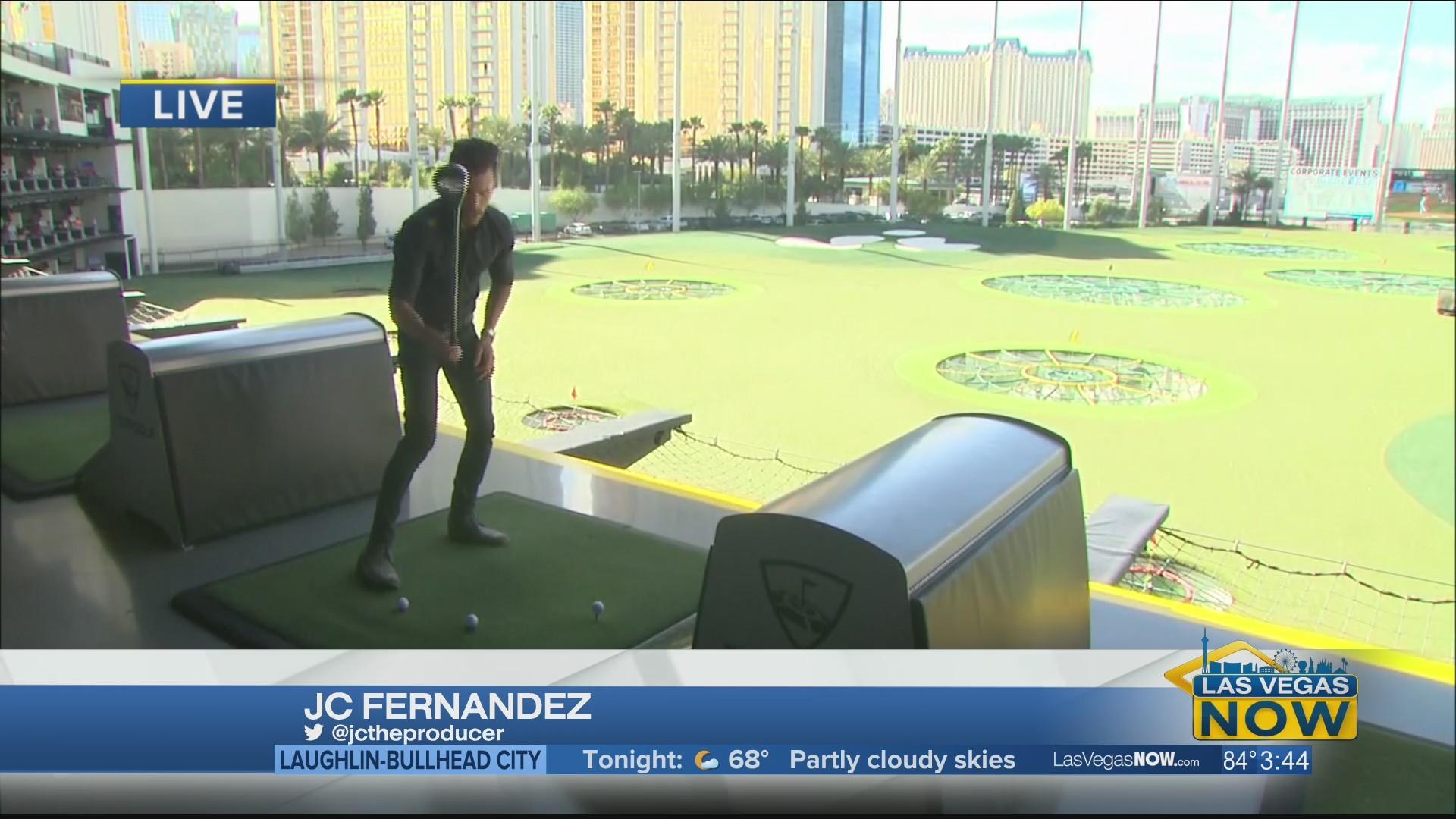 """""""Celebrity Swing"""" benefits Las Vegas communities & schools"""