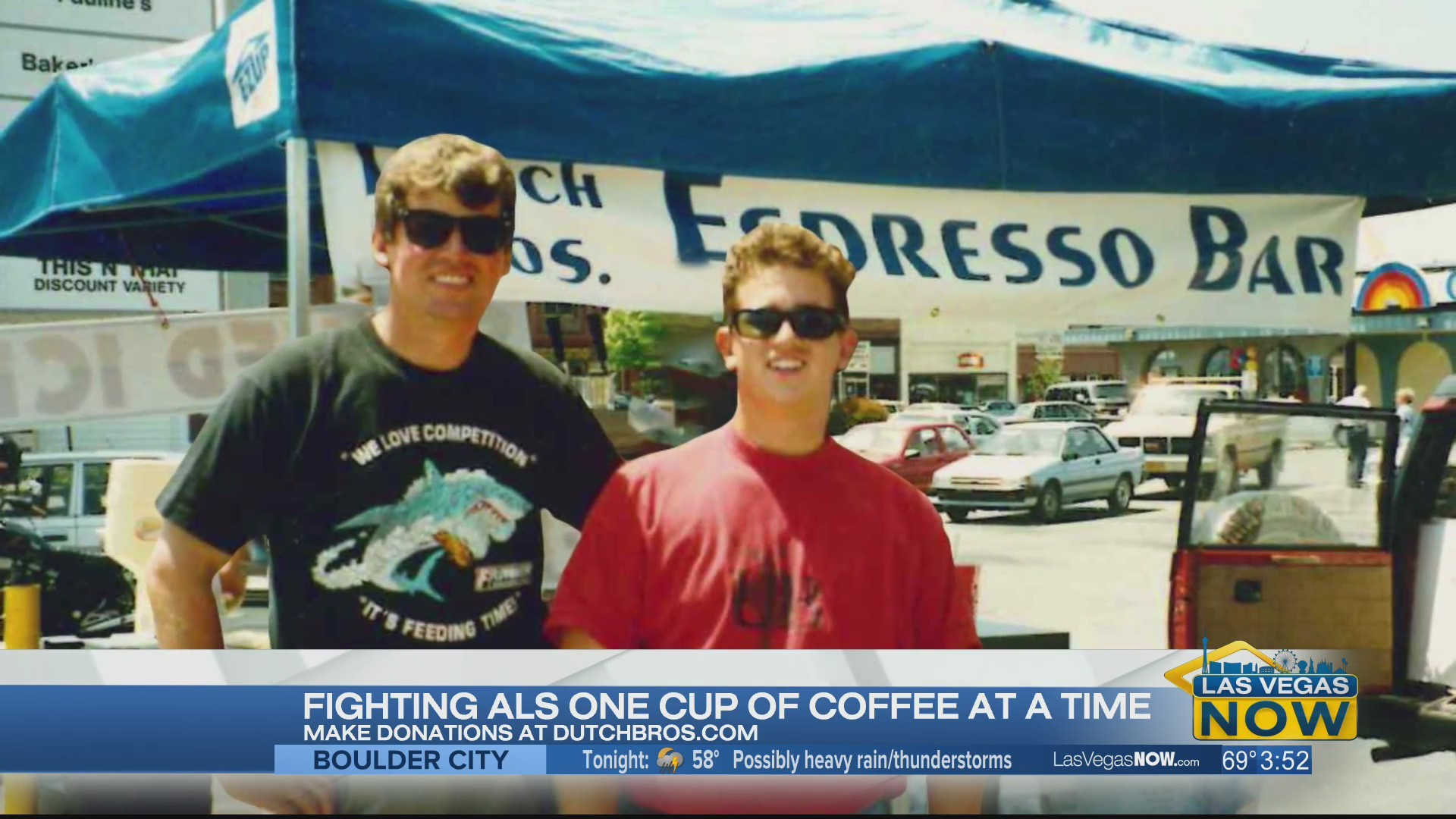 Fighting ALS one cup of coffee at a time