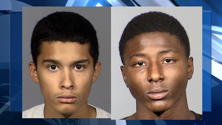 Teens charged as adults in Henderson shooting that left 1