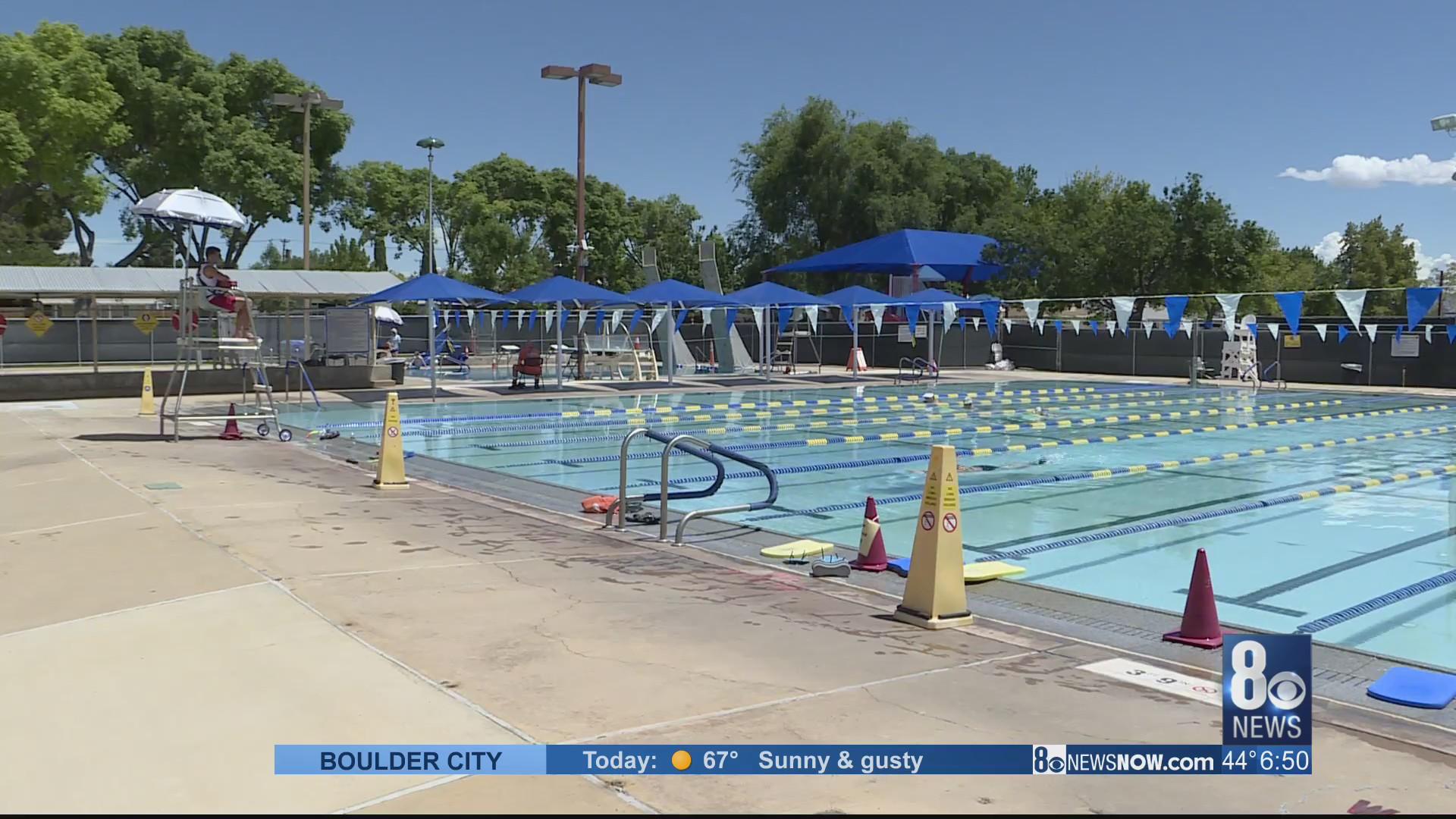 Boulder City pool