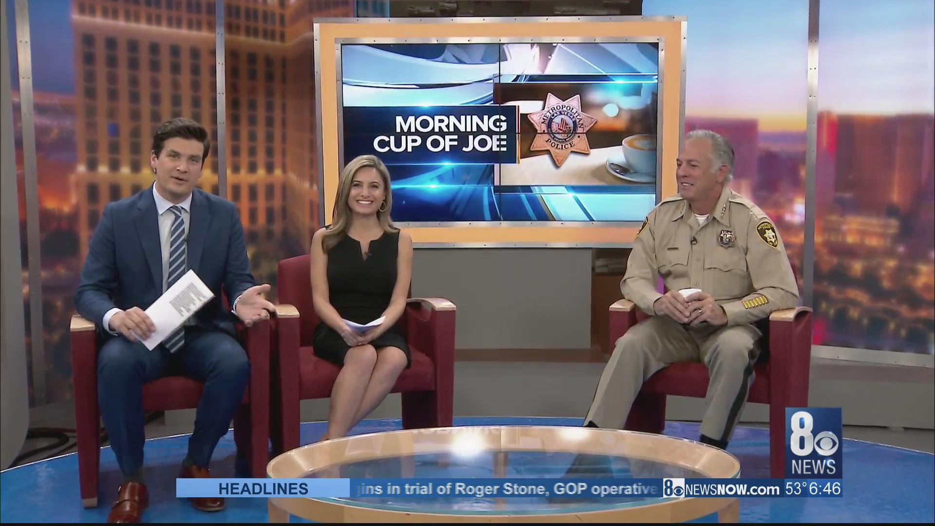 Las Vegas sheriff Joe Lombardo