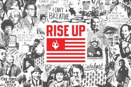 "Stream Various Artist ""The RISE UP Project"" Album"