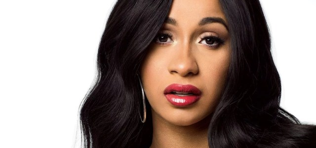 "Cardi B Readies New Single ""Press"" Shares Cover Art"