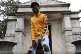 Lil Nas X Unveils Artwork For His Debut Ep '7'