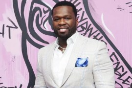 50 Cent To Get a Star on The Hollywood Walk of Fame