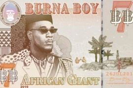 Burna Boy Shares 'African Giant' Album – Stream
