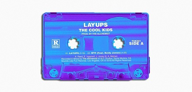The Cool Kids & Alchemist Share New Ep 'Layups' – Stream
