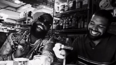 Photo of Drake & Rick Ross Reunite On 'Money In The Grave' Music Video