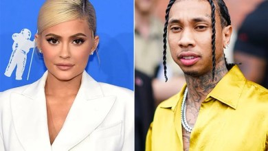 Photo of Kylie Jenner Denies Hanging Out With Ex Tyga Following Travis Scott Split