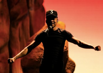 chance the rapper snl performance