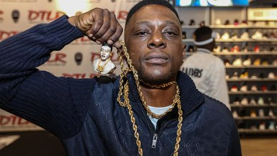 Photo of Boosie Shares Tracklist & Release Date For New Album 'Talk Dat Sh*t'