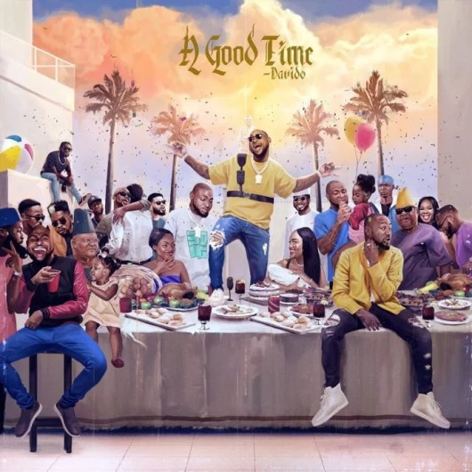 Davido A Good Time Album Stream