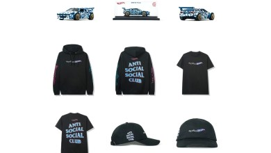 Photo of Check Out Anti Social Social Club's Hot Wheels Collaboration