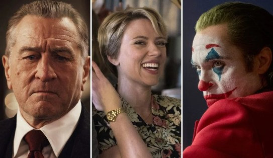 The 2020 Golden Globes Awards Full Nominations List