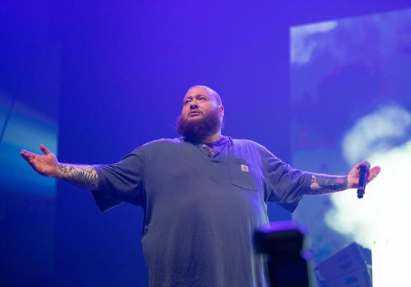 Action Bronson Only for Dolphins Release