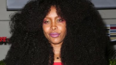 Photo of Erykah Badu In Work On A New Perfume Inspired By Her Vagina