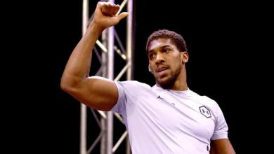 Photo of Anthony Joshua Self Isolates After Prince Charles Meeting