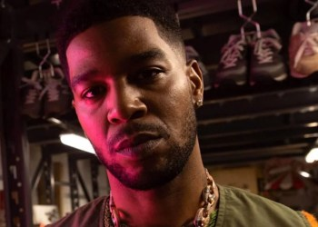 Kid Cudi Leader of the delinquents