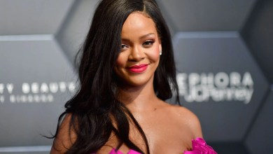 Photo of Rihanna Says Unlike President Trump 'She's Trying To Save The World'