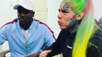 Photo of 6ix9ine Teases New Akon Featured Song 'Locked Up Part 2'
