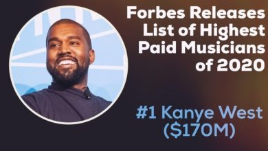 Photo of Check Out Forbes 2020 Highest Paid Musicians & Celebrities