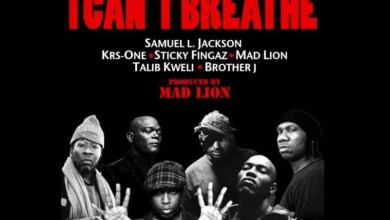Photo of Sticky Fingaz Shares New Song 'I Can't Breathe' Ft. Samuel L Jackson