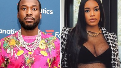 Photo of Meek Mill & Milan Harris Split Ways After Kanye's Twitter Rant