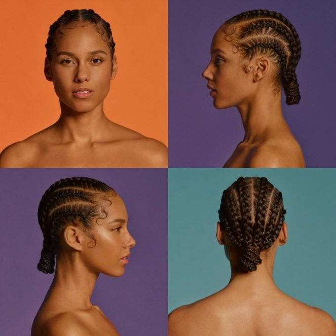 Alicia Keys album alicia