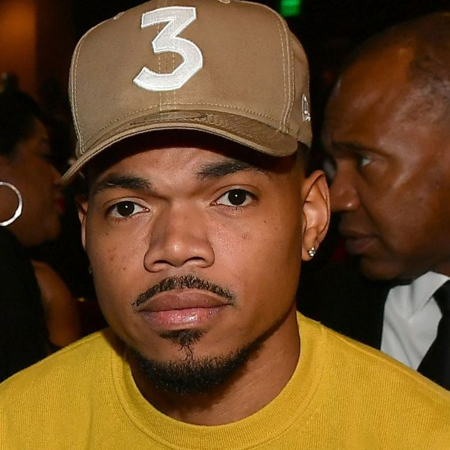 Chance the Rapper sued