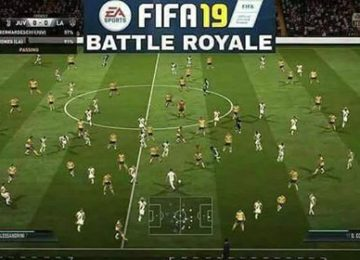 FIFA 19 Will Have Battle Royale
