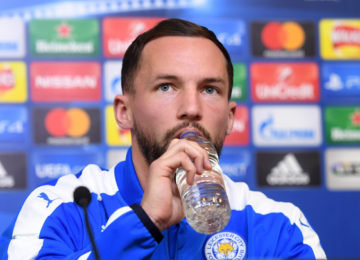 Danny Drinkwater To Miss World Cup Due To Dehydration