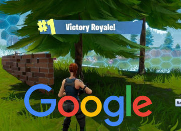 Google's New Artificial Intelligence Wins First Place In Fortnite