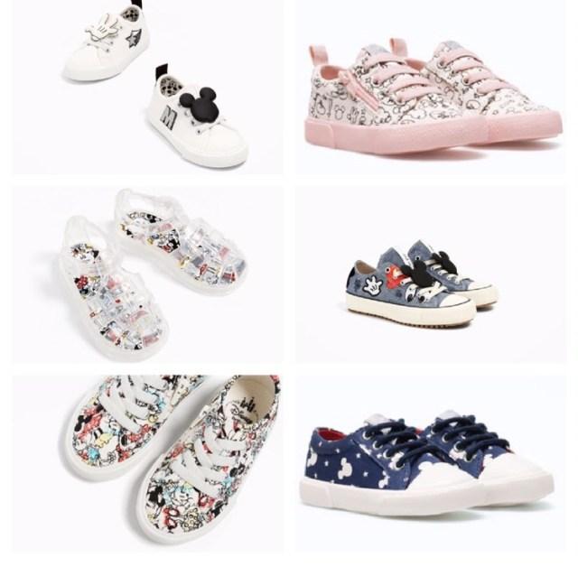 8-sorbos-de-inspiracion-zapatillas-niño-niña-mujer-mickey-mouse-zapatillas-minnie-zara-pullandbear-