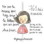 PIFA-pifia-ana-frank- #soyafortunadadequedarmeencasa