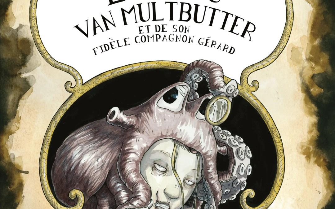 Ludwig Van MULTBUTTER sous presse