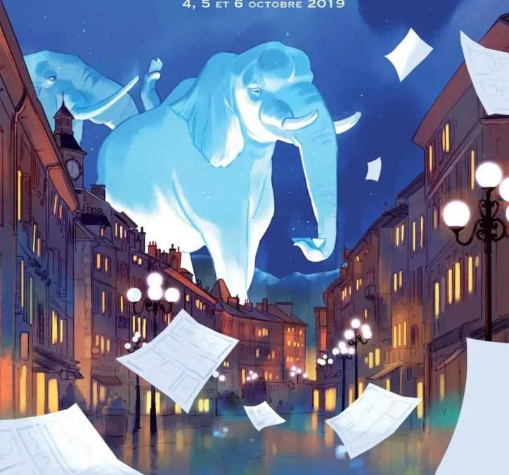 Festival de la Bande Dessinée Chambéry