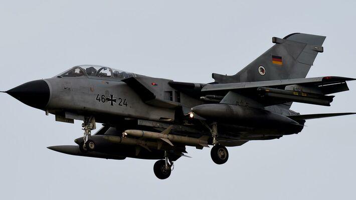 Γερμανικό μαχητικό αεροσκάφος «Tornado» (Φωτό αρχείου ΑΡ)