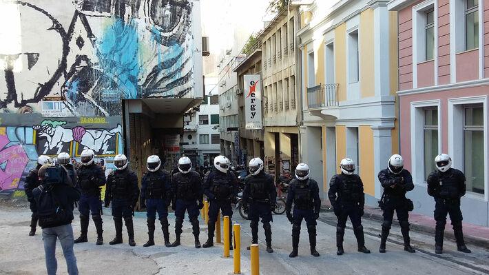 , Το κράτος φοβάται τον Δεκέμβρη: 135 συλλήψεις την Κυριακή, INDEPENDENTNEWS