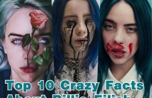 Top 10 Crazy Facts About Billie Eilish