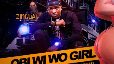 Photo of Zinguai – Obi Wi Wo Girl (Prod. By Okesie)