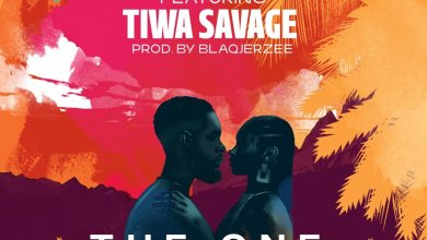 Photo of Efya – The One ft Tiwa Savage (Prod By BlaQJerzee)