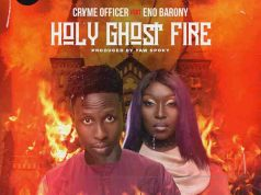 Cryme Officer - Holy Ghost Fire