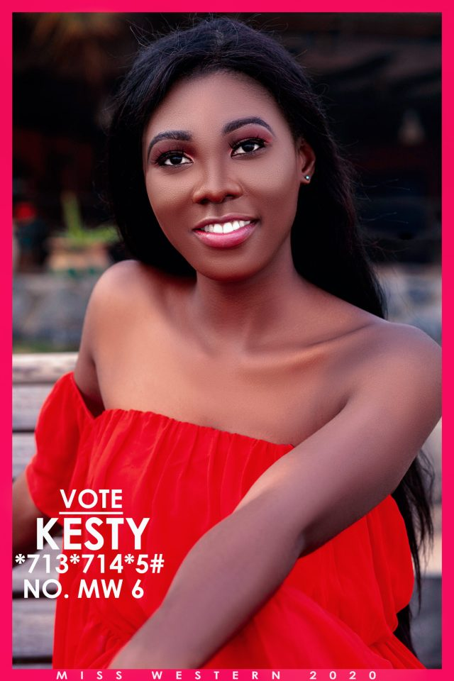 Quality Health Care ,Education,skills development my priority - Kesty