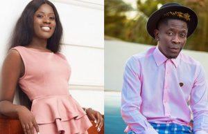 SM fans tear Fella Makafui apart for calling Shatta Wale her son (screenshots).