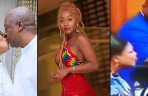 Mahama Looks More Romantic Than Akufo-Addo – Efia Odo