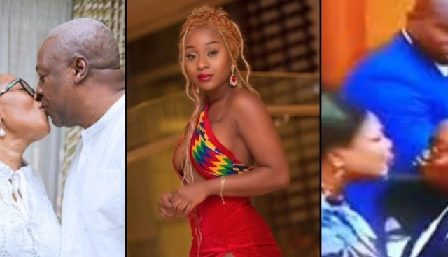 Mahama Looks More Romantic Than Akufo-Addo – Efia Odo