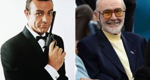 Sean Connery: James Bond actor dies aged 90